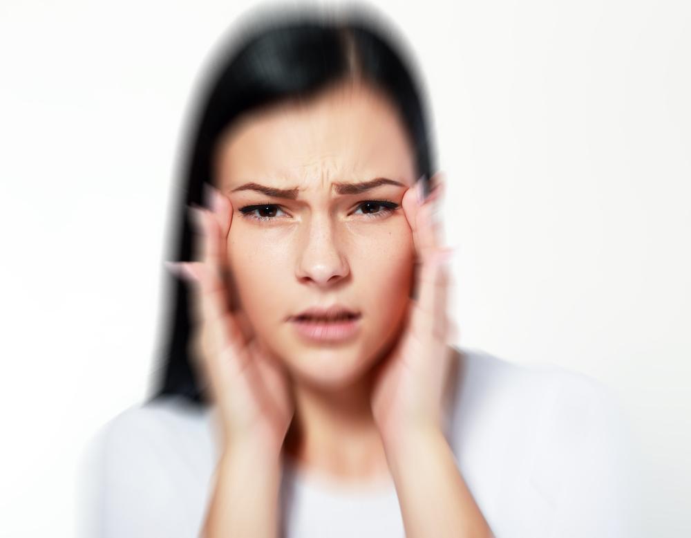 oog wazig zien hoofdpijn